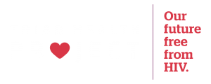 Triad Health Project Logo with Tagline