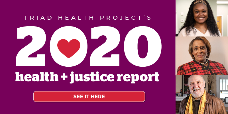 2020 Health and Justice Report